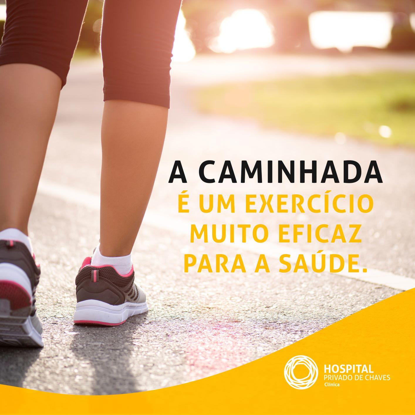 HPC: 10 benefícios da caminhada